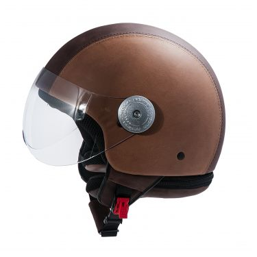 Casque Vintage 2 Marron
