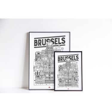 Brussels Format A3