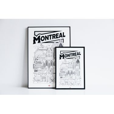 Montreal Format A4