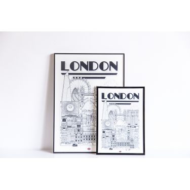 London Format A4