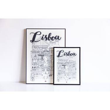 Lisboa Format A4