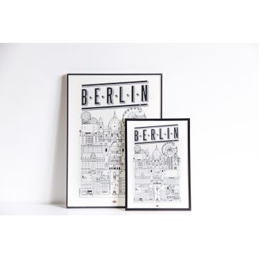 Berlin Format A4