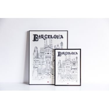 Barcelona Format A4