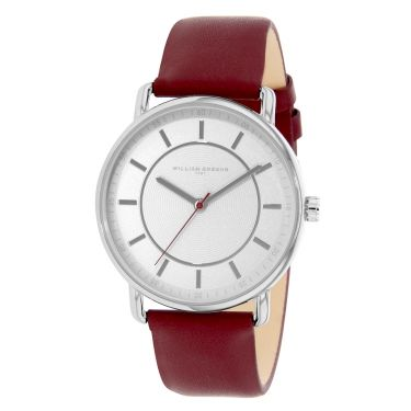 Montre ARG GREY/GRIS BURG/BORDEAUX