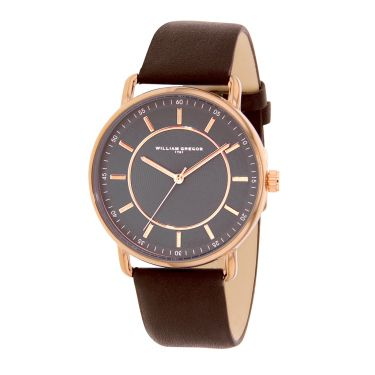 Montre CUIV GREY/GRIS BRWN/MARRON