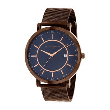 Montre MAR BLUE/BLEU BRWN/MAR DAT