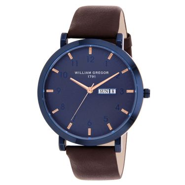 Montre BLEU BRWN/MARRON JR/DA