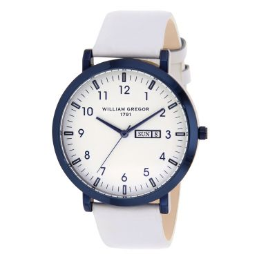 Montre BLEU WHITE/BLANC JR/DA