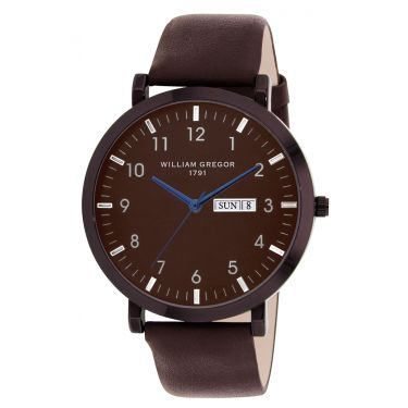 Montre MAR BROWN/MARRON JR/DA