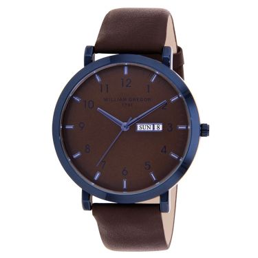 Montre BLEU BROWN/MARRON JR/DA