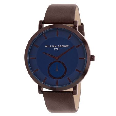 Montre MARRON BLUE/BLEU BRWN/MAR