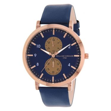 Montre CUIV BLUE/BLEU