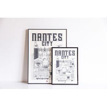 Nantes Format A4
