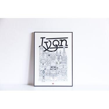 Lyon Format A4