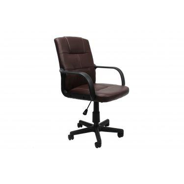 BREAZZ West End Office Chair Dark Brown