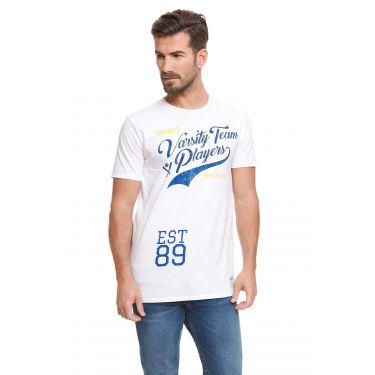 T-shirt 89 blanc