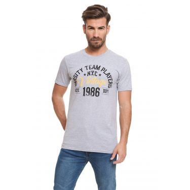 T-shirt 1986 gris