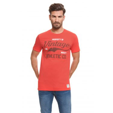 T-shirt 1986 rouge