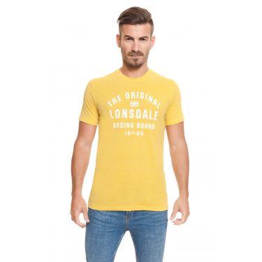 T-Shirt Jaune PE79