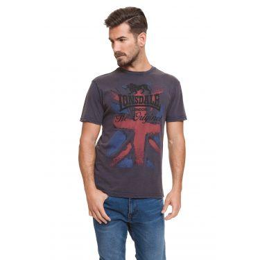 T-Shirt Bleu Nuit PE85