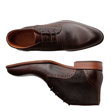 Cedar St. Daim&Cuir Marron