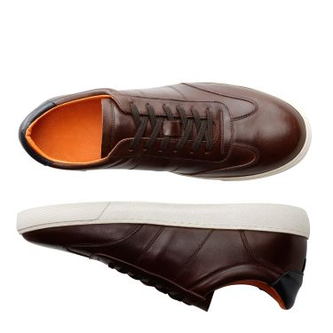 Warren St. Cuir Marron