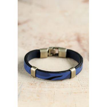 Bracelet jaune 13