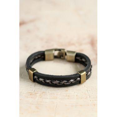 Bracelet jaune 75