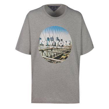 T-shirt gris-26