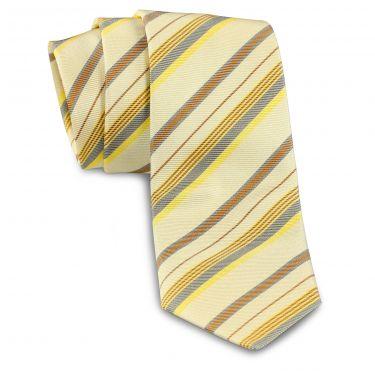 Cravate jaune-17