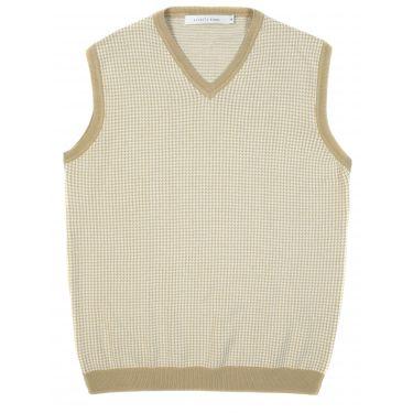 Pull beige-24