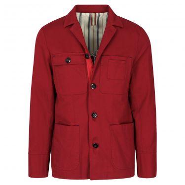Manteau rouge-44