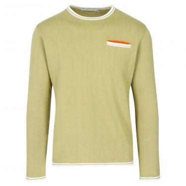 Pull beige-71