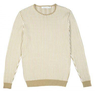 Pull beige-82