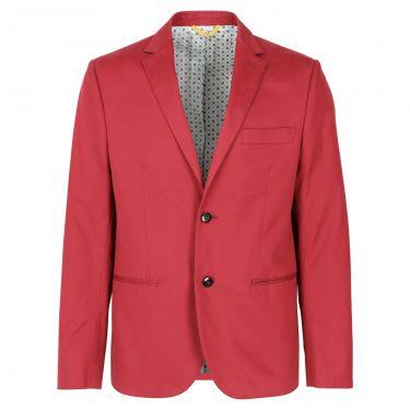 Blazer rouge-101