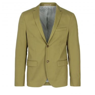 Blazer moutarde-103