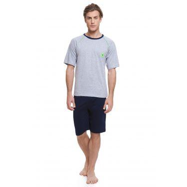 Pyjama Gris RENATO BALESTRA-F3321