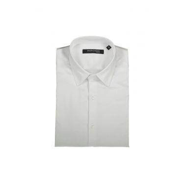 Chemise à manches longues fines blanc 39Z