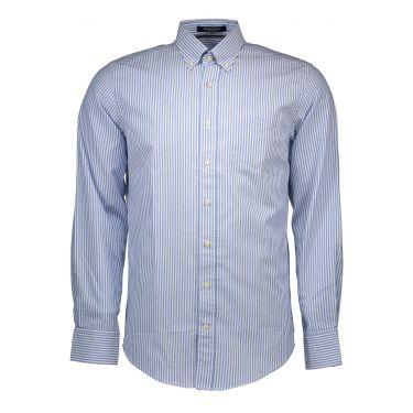 Chemise à manches longues Bleu Ciel-00