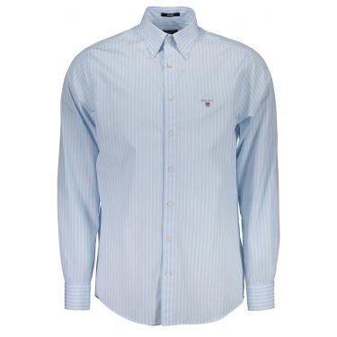 Chemise à manches longues Bleu-60
