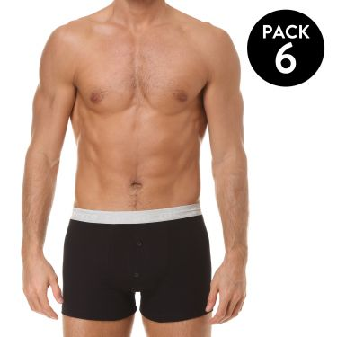 Pack de 6 Bower Noir-359