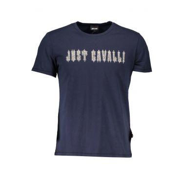 T-Shirt Bleu-473