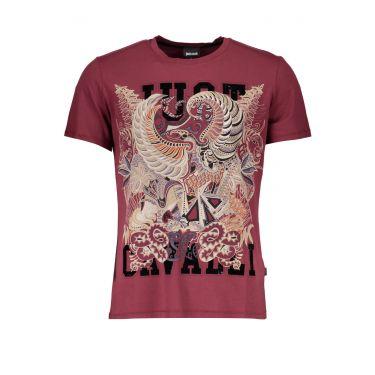 T-Shirt Rouge-475