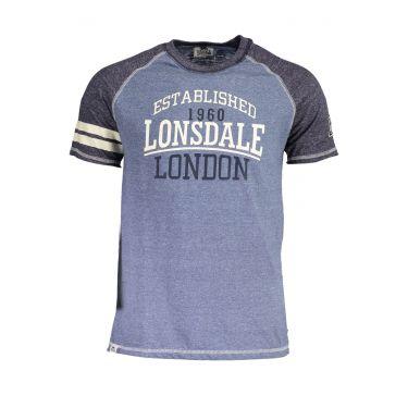 T-Shirt Bleu-BL