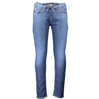 Pantalon Bleu-BL