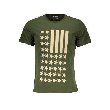 T-Shirt Vert-VE
