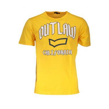 T-Shirt Cali Jaune