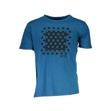 T-Shirt Kaboom Bleu
