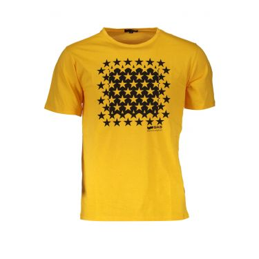 T-Shirt Kaboom Jaune
