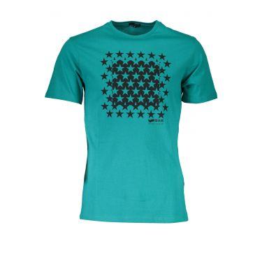 T-Shirt Kaboom Vert